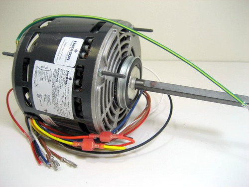 Air Conditioning Blower Motor 1/6 - 1/2 Horse Power 1075 RPM 230 Volt EME5461