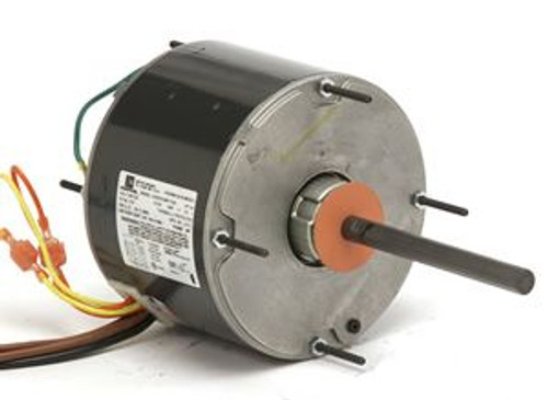 Air Conditioning Condenser Fan Motor 1/3 Horsepower 825 RPM EME1875