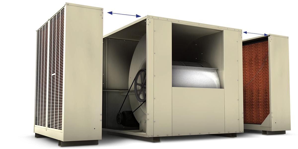 Phoenix Evap Cooler : Indoor comfort supply evaporative swamp coolers units
