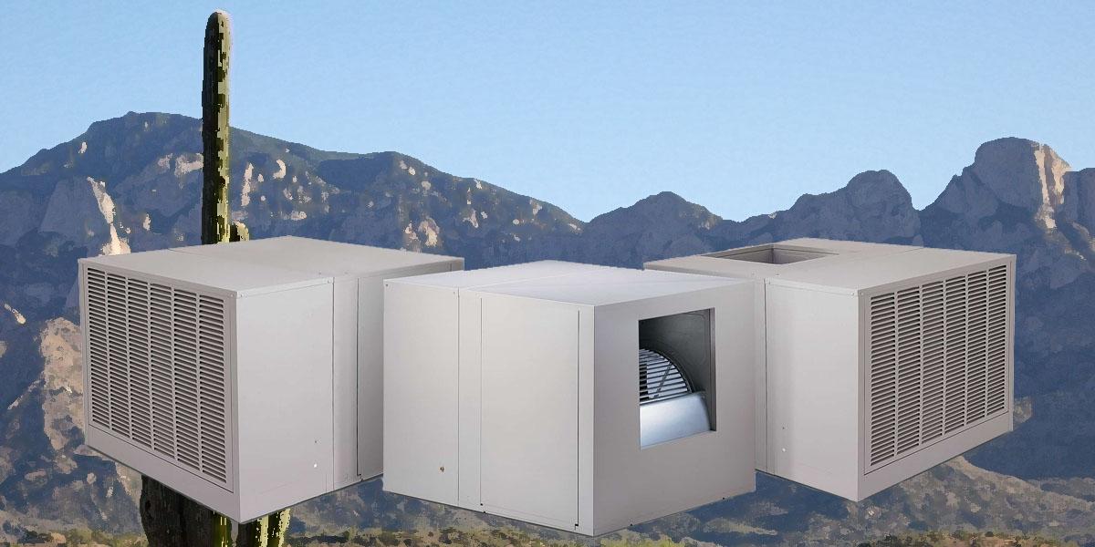 Indoor Comfort Supply Evaporative Swamp Coolers Units