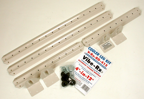 Vibe Rx Round Leg Kit 7817 Indoor Comfort Supply