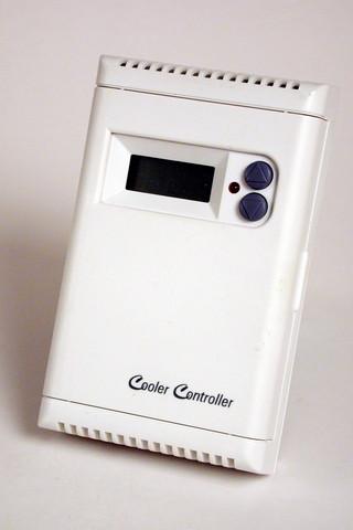 Digital Cooler Thermostat 115 230 Line Voltage 7617