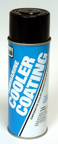 13 Oz Swamp Coolers Coating Spray Can 5324 Indoor