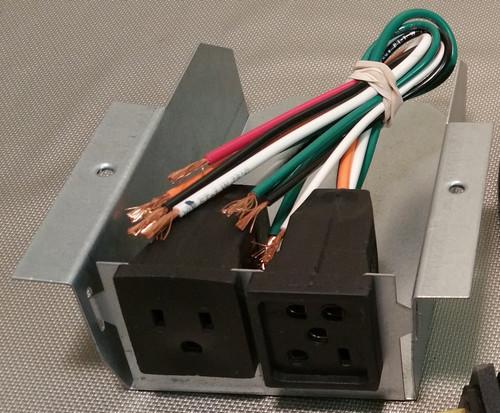 receptacle box 115 volt trophy indoor comfort supply. Black Bedroom Furniture Sets. Home Design Ideas