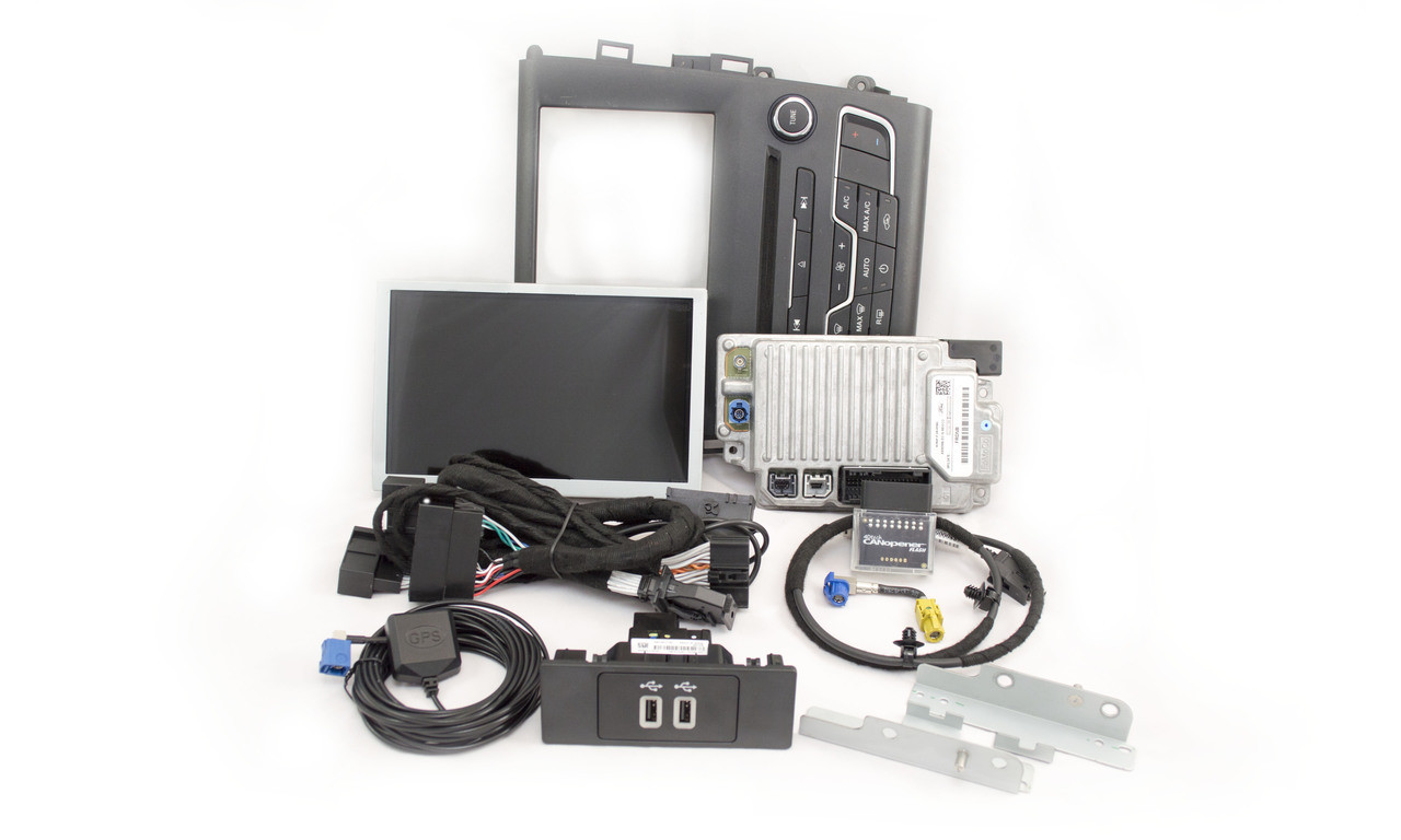 13 16 ford fusion 4 to 8 touchscreen conversion w sync 3 4d rh 4dtech com 2008 ford fusion sync supplement manual