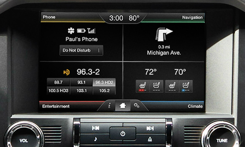 15 39 ford mustang 4 to 8 touchscreen conversion w sync 2. Black Bedroom Furniture Sets. Home Design Ideas