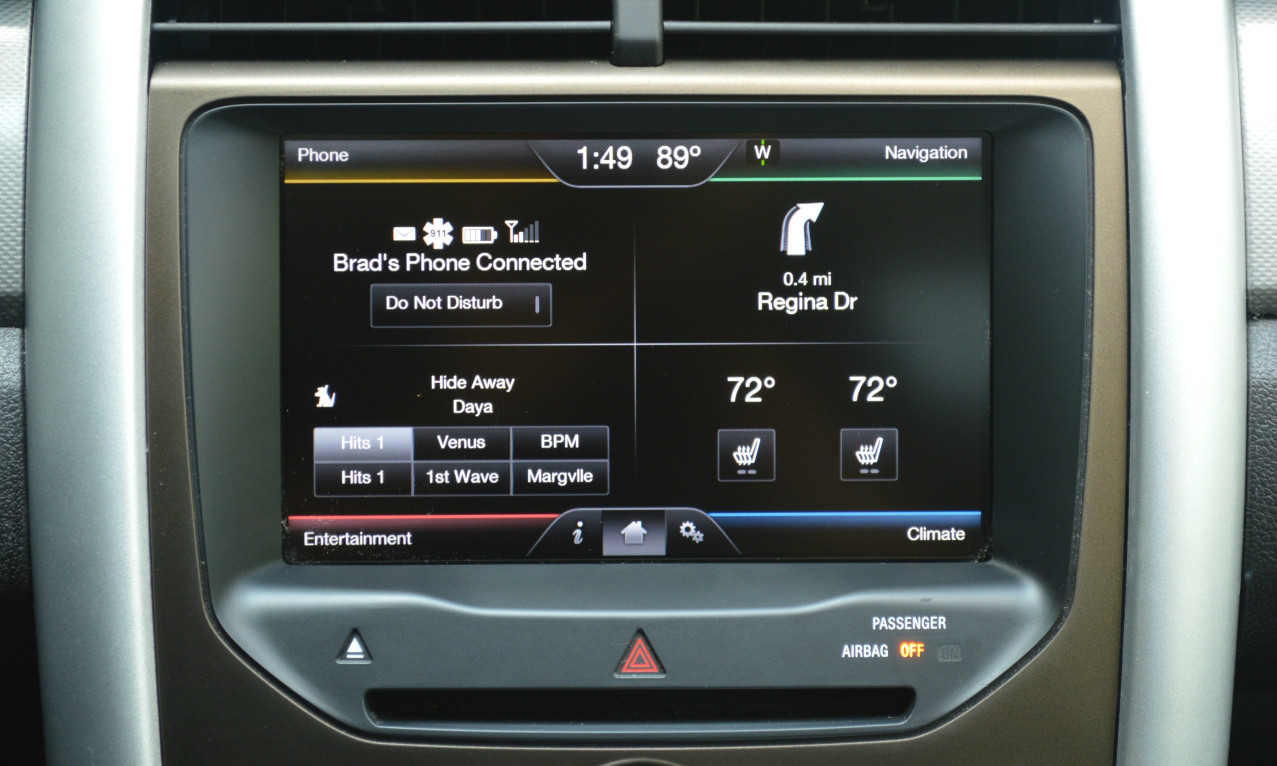 11 14 ford edge navigation upgrade for myford touch 4d tech inc rh 4dtech com 2013 Ford Escape Navigation System Ford F-150 Navigation System