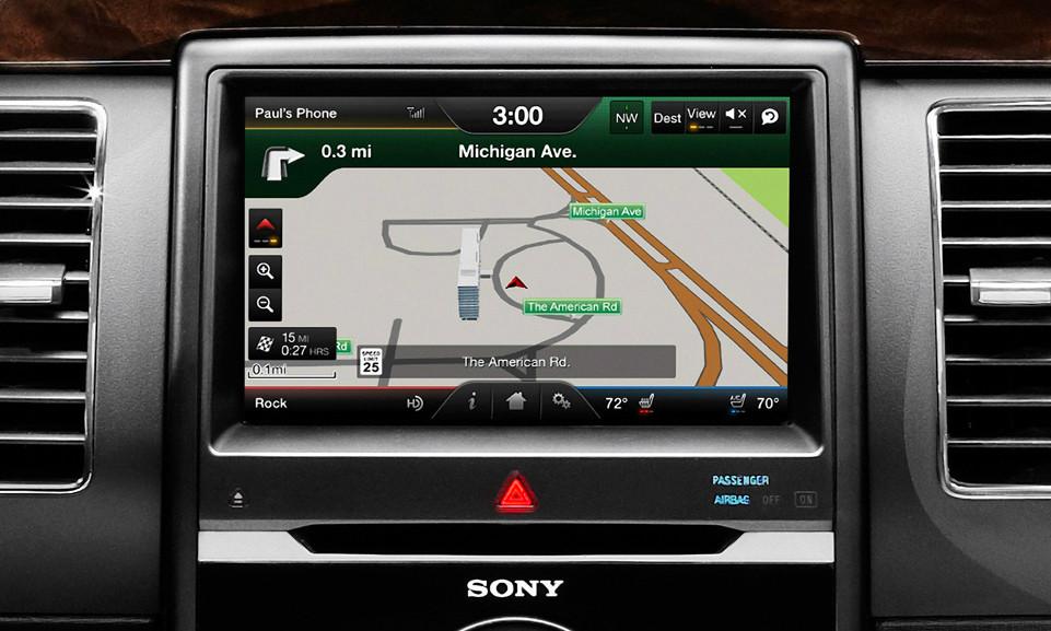 13 15 39 ford flex navigation upgrade for myford touch 4d tech inc. Black Bedroom Furniture Sets. Home Design Ideas