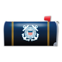 Coast Guard Seal Mailbox Cover Magnet