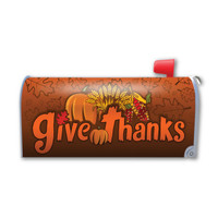 give thanks Mailbox Cover Magnet