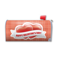 Happy Valentine's Day Mailbox Cover Magnet