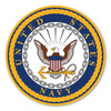 The U. S. Navy was founded in 1775 as the Continental Navy during the Revolutionary War. Today, the men and women of the Navy continue to serve our country and protect our freedom. The Navy Seal Decal can be used to show pride in their branch.
