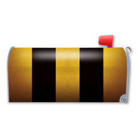 Bee Stripes Mailbox Cover Magnet