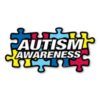 Autism Awareness Puzzle Piece Decal
