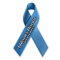 Addison's Disease Awareness Ribbon Magnet
