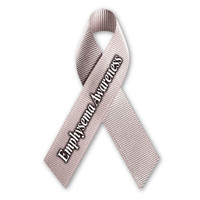 Emphysema Awareness Ribbon Magnet