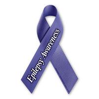 Epilepsy Awareness Ribbon Magnet