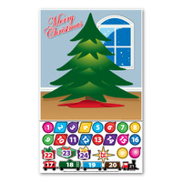 Days of Christmas Calendar Magnet