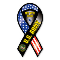This We'll Defend U.S. Army 2-in-1 Ribbon Magnet
