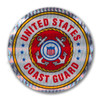 The United States Coast Guard was founded in 1790 and serves as both a branch of the military as well as law enforcement. During times of peace, the Coast Guard operates lighthouses and works with the Department of Homeland Security to protect our borders. During times of war, the Coast Guard works with the Navy and its resources are used in military operations. This Holographic Circle Decal is a great way for current and former members of the Coast Guard to show pride in their branch, as well as for others to show support for the men and women who serve our country.