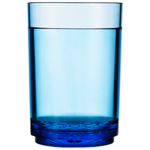 Elite Pint Glass 16 Ounce in Blue