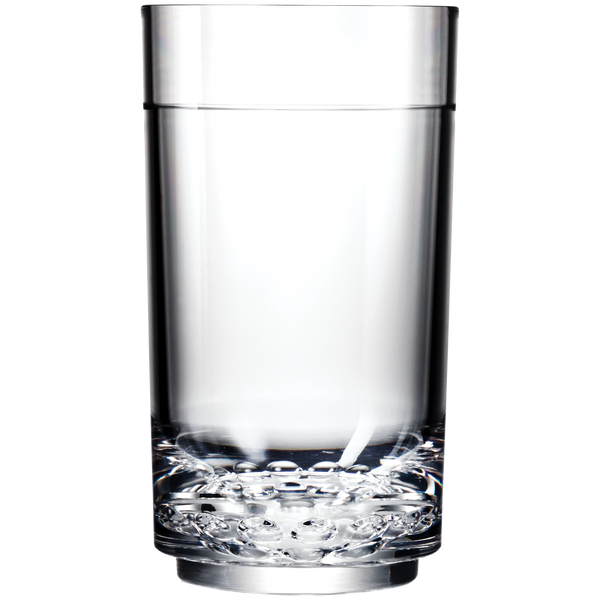 Drinique Elite Tall 14 Ounce Glass Empty