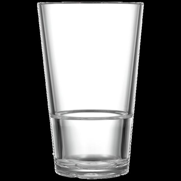 Drinique Caliber Cooler 22 oz. Large Draft Beer Glass
