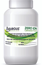 Zero Ion System Calibration Solution (Includes NIST Certificate of Calibration)