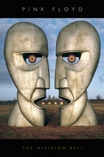 Pink Floyd Division Bell Music Poster 24x36