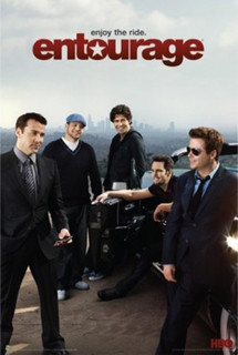 Entourage Season 7 TV Show Poster 24x36
