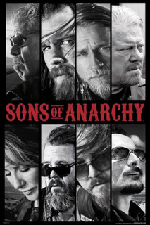Sons of Anarchy Samcro Poster - 24x36