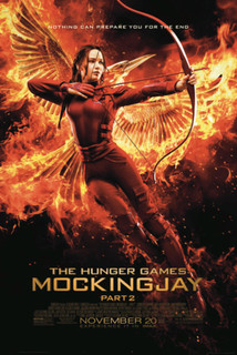 Hunger Games Mockingjay Part 2 Bow Movie Poster 24x36
