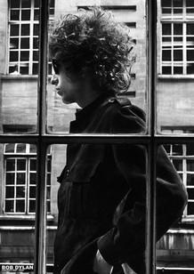 Bob Dylan London 1966 Music Poster 23.5x33