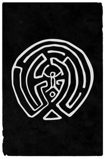 The Maze Black TV Show Poster 12x18