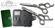Kenchii Ivy scissor and thinner set.