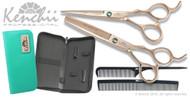 Kenchii Rosé scissor set.