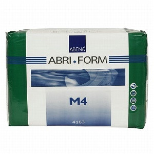 Abena Abri-Form Plastic Adult Diapers Package
