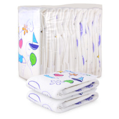 Cushies Doodle Print Adult Baby Diaper