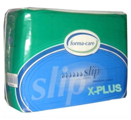 Forma-Care X-PLUS Slip Medium Adult Diapers