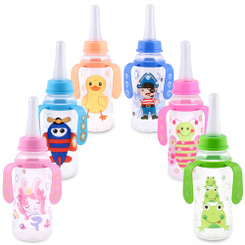 Adult Silicone Nipple Baby Bottle