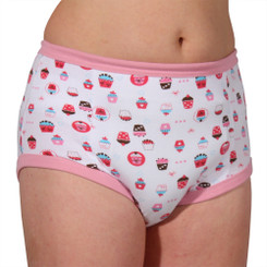 Cupcake Adult Training Pants