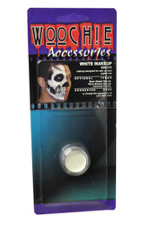 White Mask Cover Carded