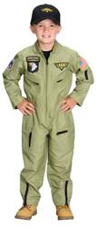 Fighter Pilot Child Large 8-10