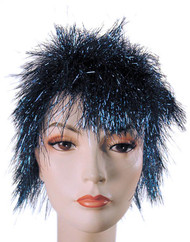 Tinsel Punk Blue