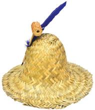 Hillbilly Hat W Pipe