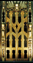 House Of Dead Gate Panel