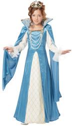 Renaissance Queen Child Sm 6-8