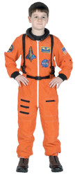 Astronaut Suit Ornge Lg 8-10
