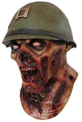 Captain Lester Latex Mask