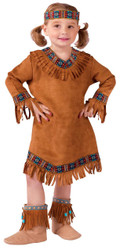 American Indian Girl Tod 24m